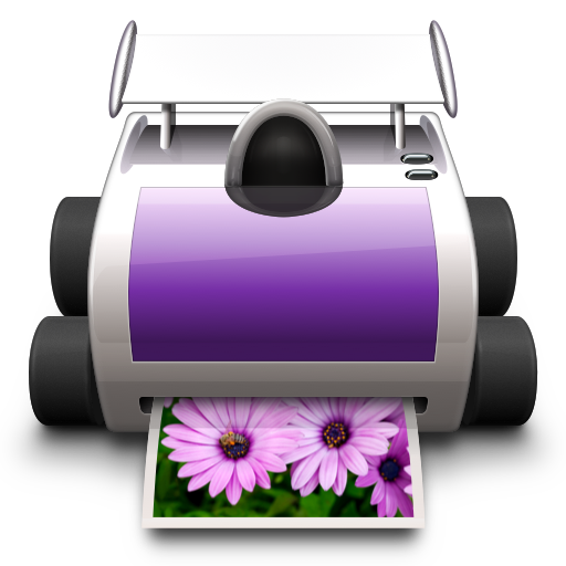 Quick Print app icon Mac application icon