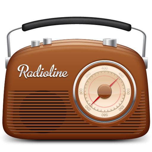Radioline Mac app icon Mac application icon